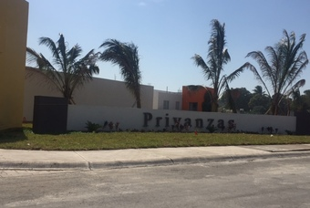 Fachada de desarrollo Consorcio Hogar Privanza Veracruz