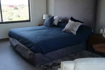 Bonita y amplia recamara de casa modelo Ibiza en Calimaya de Villas del campo