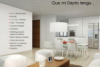 Departamento en Cima DF-San Isidro en Azcapotzalco con amplios espacios
