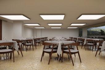 Amplio salón de eventos en departamento de class en la ciudad de México