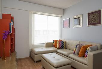 Cómoda habitación de casa modelo Cipres 2r  en Los Héroes Chalco