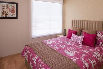 confortable habitación de casa modelo cupido 3r